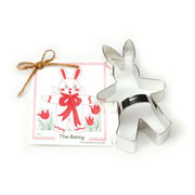 Bunny Cookie Cutter - Traditional
