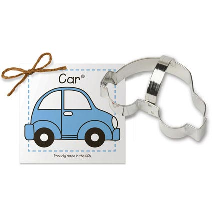 Car Cookie Cutter - Traditional