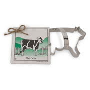 Cow Cookie Cutter - Traditional