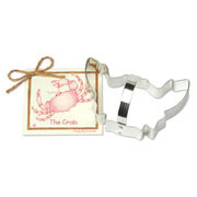 Crab Cookie Cutter - Traditional
