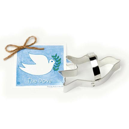 Dove Cookie Cutter - Traditional