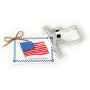 Flag Cookie Cutter - Traditional