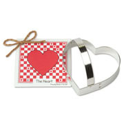 Heart Cookie Cutter - Traditional