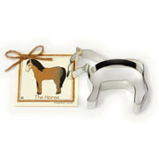 Horse Cookie Cutter - Traditional