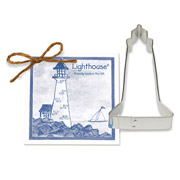 Lighthouse Cookie Cutter - Traditional