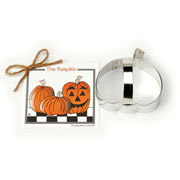 Pumpkin Cookie Cutter - Traditional