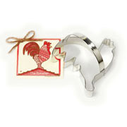 Rooster Cookie Cutter - Traditional
