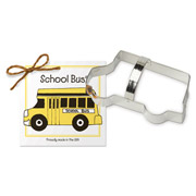 School Bus Cookie Cutter - Traditional
