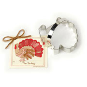 Turkey Cookie Cutter - Traditional