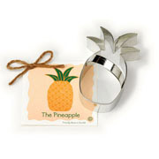 Pineapple Cookie Cutter - Traditional