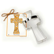 Cross Cookie Cutter - Traditional