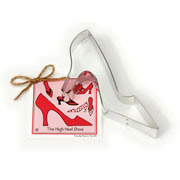 High Heel Shoe Cookie Cutter - Traditional