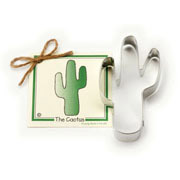 Cactus Cookie Cutter - Traditional