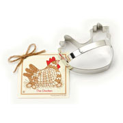 Chicken Cookie Cutter - Traditional