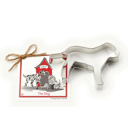 Dog Cookie Cutter - Traditional