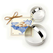 Biscuit Cutter Set / Circle Cookie Cutter Set - Traditional