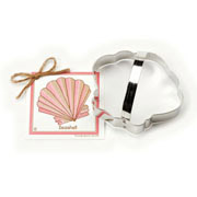 Seashell Cookie Cutter - Traditional