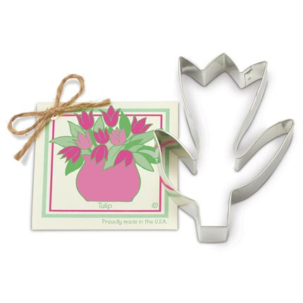 Tulip Cookie Cutter - Traditional