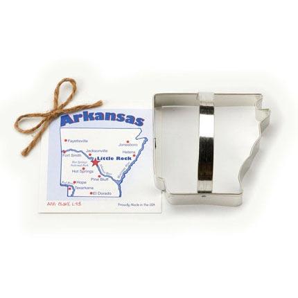 Arkansas Cookie Cutter - Traditional