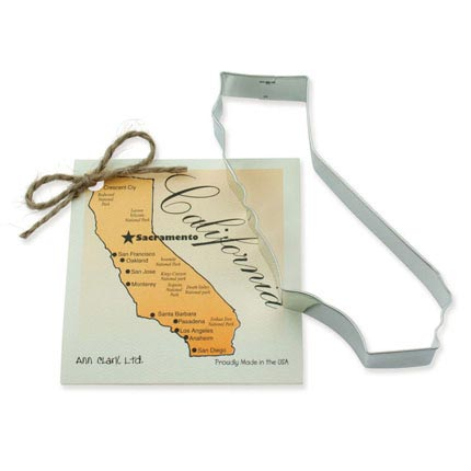 California Cookie Cutter - Traditional