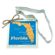 Florida Cookie Cutter - Traditional