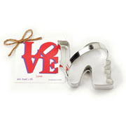 LOVE Cookie Cutter