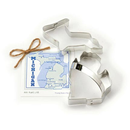 Michigan Cookie Cutter - Traditional