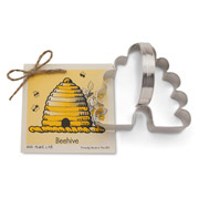 Beehive Cookie Cutter - Traditional