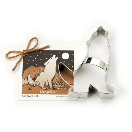 Coyote Cookie Cutter - Traditional