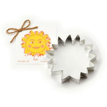 Sun Cookie Cutter - Traditional