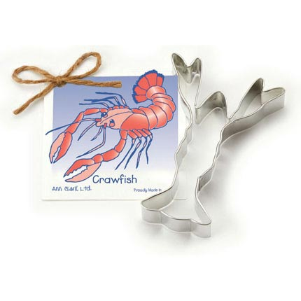 Crawfish Cookie Cutter - Traditional
