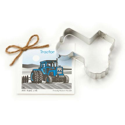 Tractor Cookie Cutter - Traditional