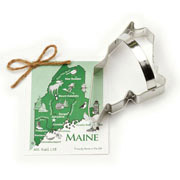 Maine Cookie Cutter - Traditional