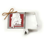 Alabama Cookie Cutter - Traditional
