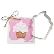 Cupcake Cookie Cutter - Traditional