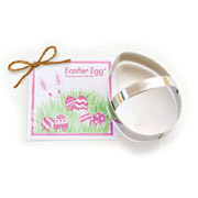 Easter Egg Cookie Cutter - Traditional