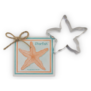 Starfish Cookie Cutter - Traditional