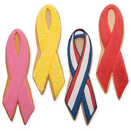 Awareness Ribbon Cookie Cutter