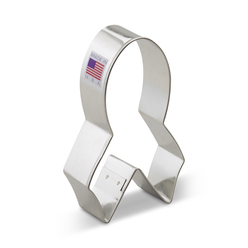 Awareness Ribbon Cookie Cutter
