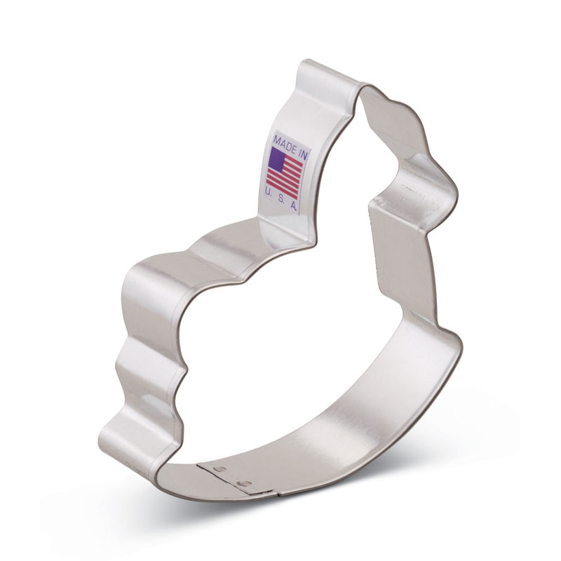Rocking Horse Cookie Cutter