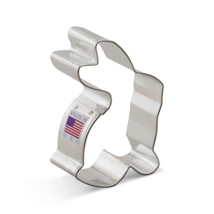 Sitting Bunny Cookie Cutter