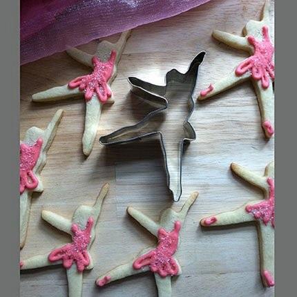 Ballerina Cookie Cutter