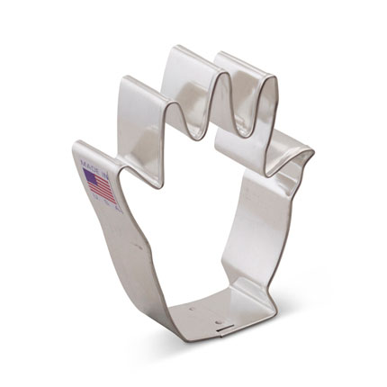 Left Hand Cookie Cutter