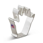 Right Hand Cookie Cutter