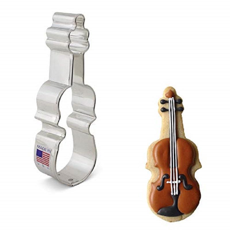 Violin Cookie Cutter