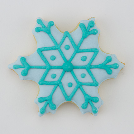 Mini Snowflake Cookie Cutter