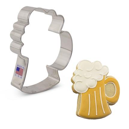 Beer Mug Cookie Cutter
