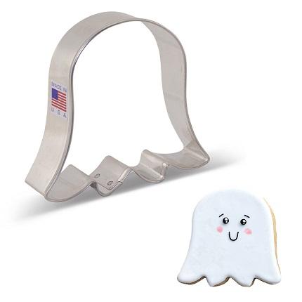 Cute Ghost Cookie Cutter
