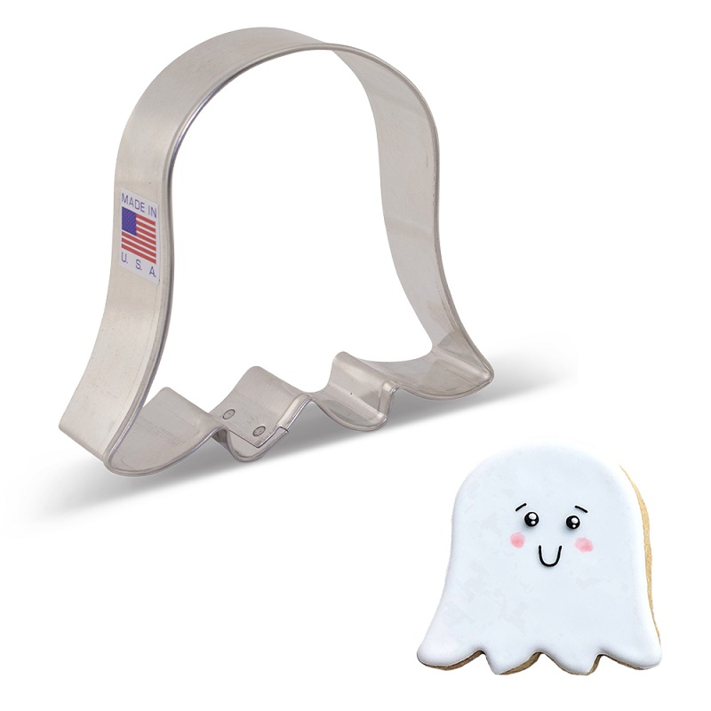 Cute Ghost Cookie Cutter