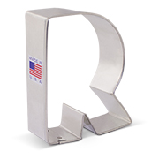 Letter R Cookie Cutter